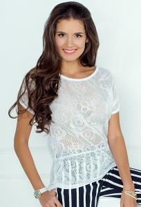 Где купить белую нарядную блузку