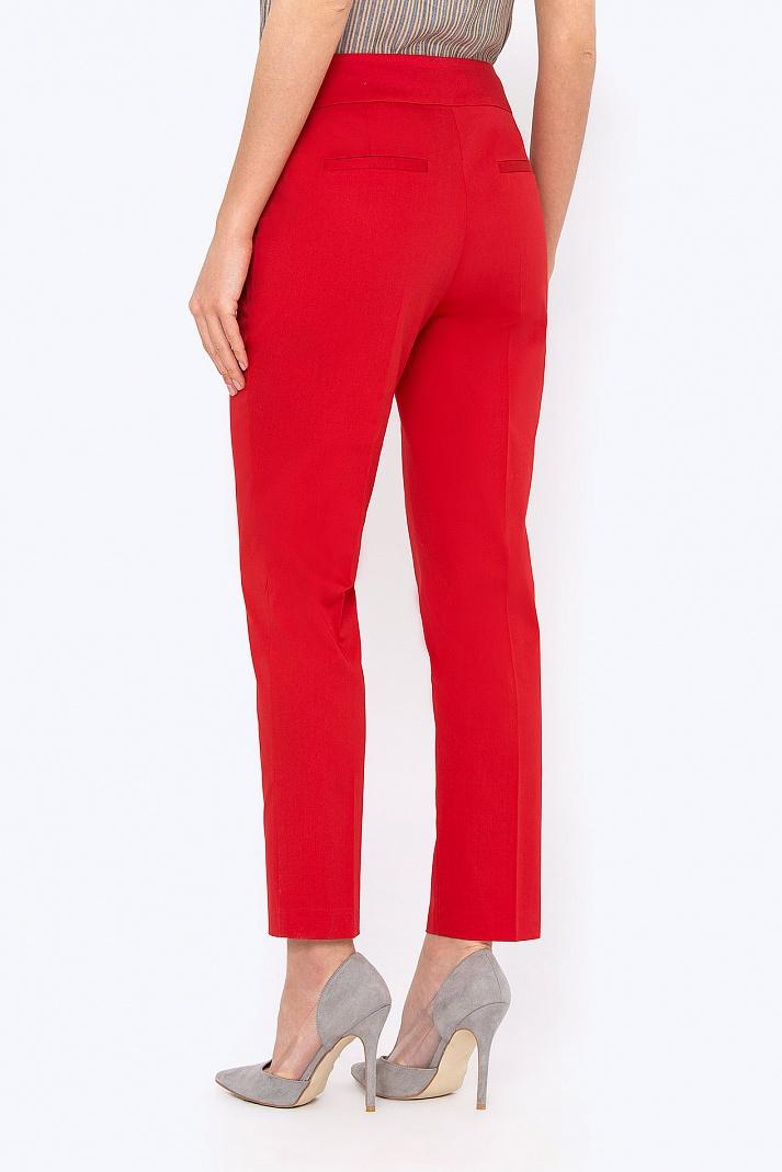 Красные брюки женские доставка