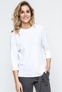 Белый трикотажный свитер Ennywear 240144