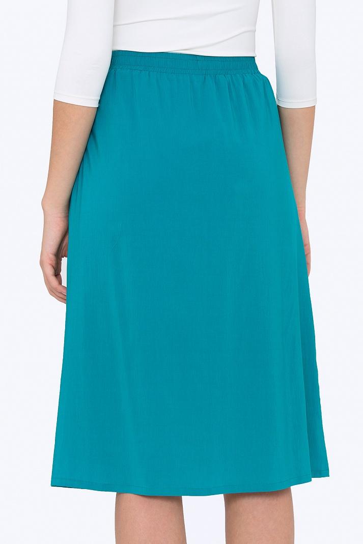 Бирюзовая юбка с доставкой