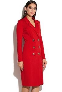 Двубортное платье Donna Saggia DSP-233-29t