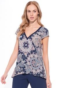 Удлиненная блузка Sunwear W25