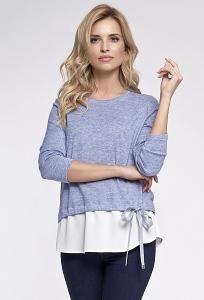 Двухслойная блузка Sunwear O23-5-15