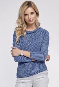 Блузка в мелкую полоску Sunwear O13-5-30