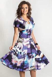 Летняя платье TopDesign A6 036