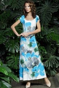 Длинное платье TopDesign Premium PA3 19