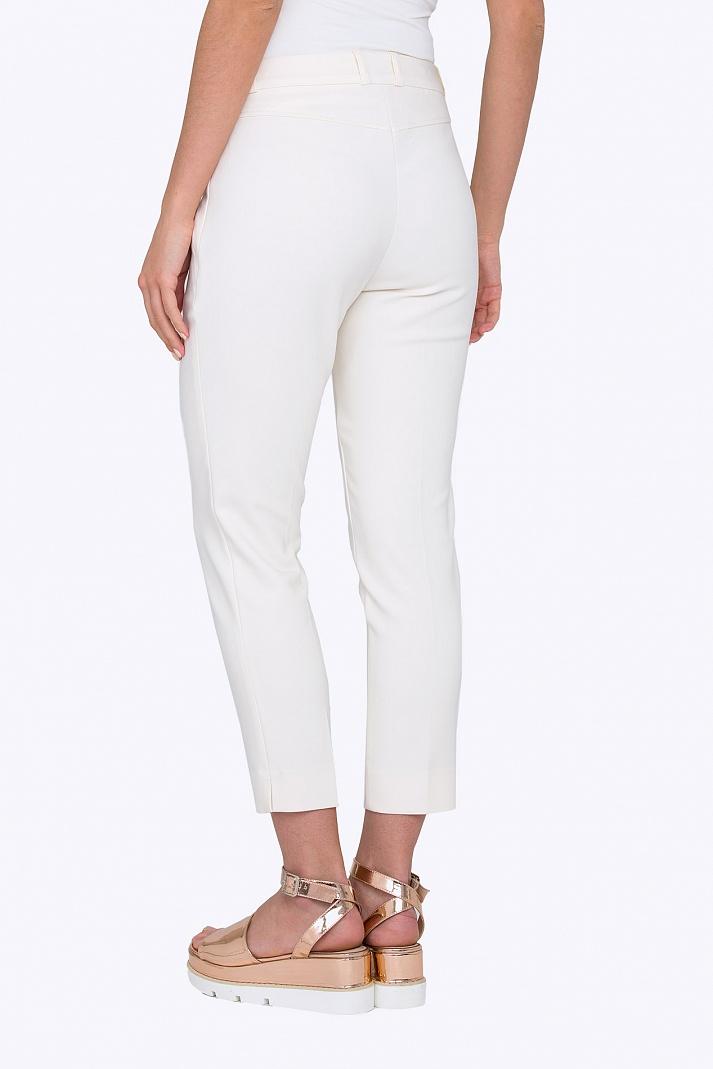 Купить белые брюки женские