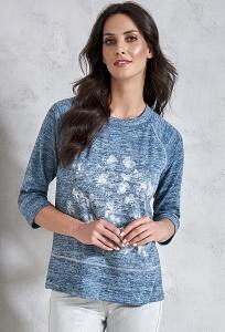 Трикотажная блузка Sunwear V17-5-90
