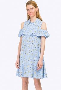 Молодежное летнее платье Emka PL644/ksilla