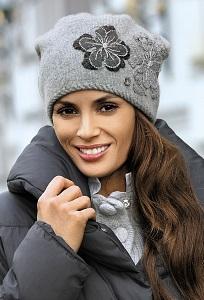 Женская одинарная шапка Kamea Inez