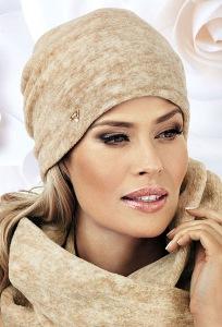 Шикарная женская шапка-бандана Landre Candelas