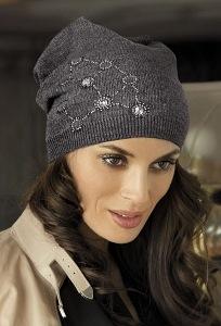 Женская шапка Kamea Angelika