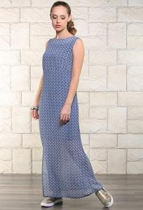 Длинное летнее платье BravISSImo 171514