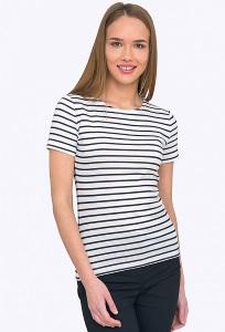 Женская летняя блузка-тельняшка Emka B2308/flax