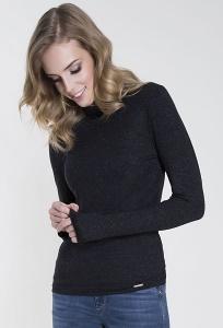 Чёрная блузка Zaps Rubia