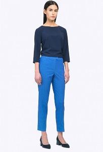 Легкие летние брюки скинни Emka D020/monte