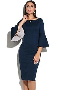 Платье из ткани джерси Donna Saggia DSP-238-41t