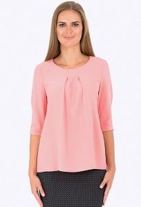 Розовая блуза Emka Fashion b 2197/alita