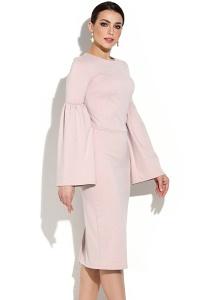 Платье-футляр с широким рукавом Donna Saggia DSP-260-80t