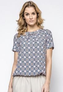 Летняя блузка с коротким рукавом Ennywear 230148