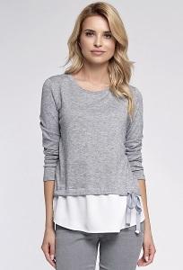 Двухслойная блузка Sunwear O23-5-10