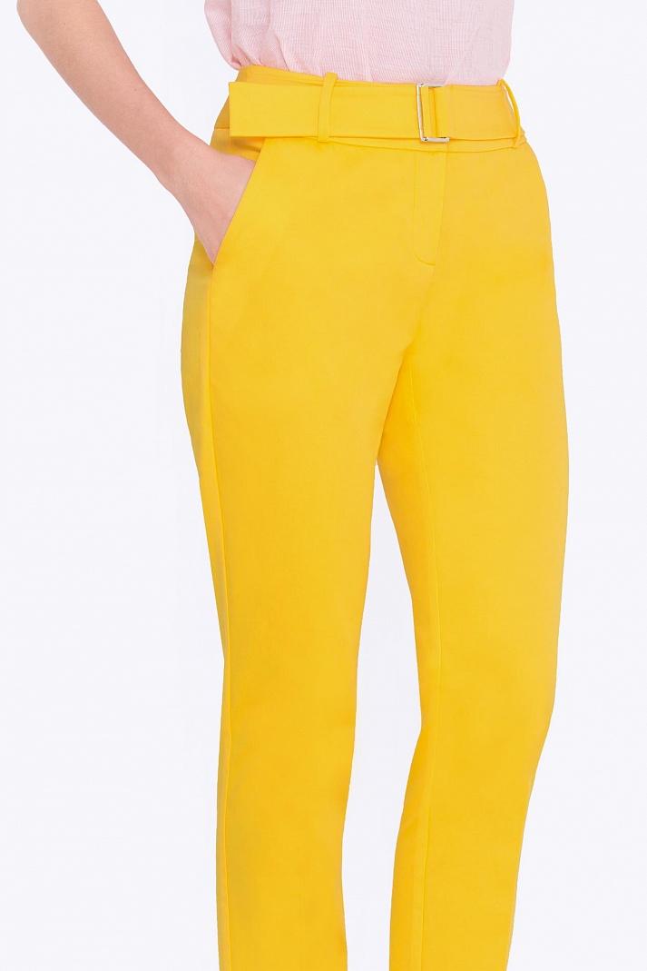 Желтые брюки с доставкой