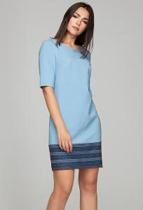 Красивое коктейльное платье Donna Saggia DSP-297-81