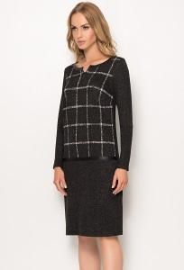 Платье Sunwear ZS254-5-02 (осень-зима 16/17)