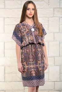 Летнее платье из коллекции 2017 года Issi 171506