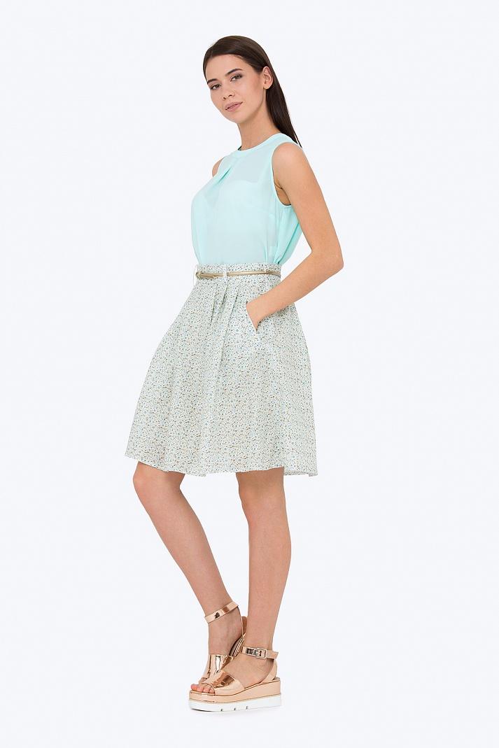 Купить расклешенную юбку доставка