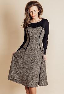Платье TopDesign B6 006