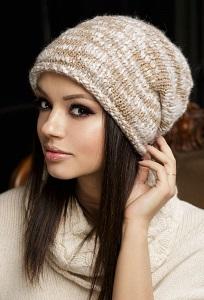 Женская шапка Gulyann Amore 1