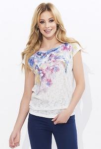 Летняя блузка из мягкой ткани Zaps Kejsa