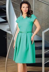 Летнее платье TopDesign Premium PA7 05