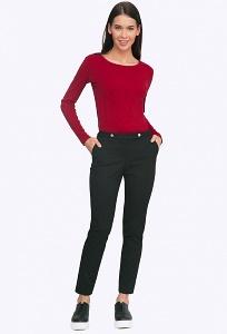 Женские укороченные брюки в стиле Майкла Джексона Emka D076/kate