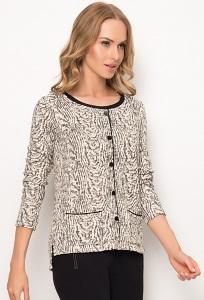 Блузка с декоративными пуговицами Sunwear Z72-5-58