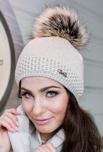 Женская шапка Veilo 50.60