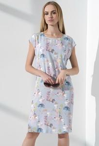 Польское платье из вискозы Sunwear IS223-2-15