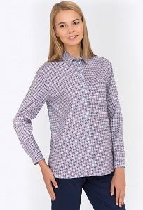 Женская рубашка Emka Fashion b 2179/poema