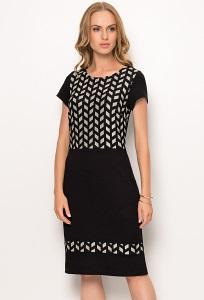 Платье Sunwear ZS268-3-02 (осень-зима 16/17)
