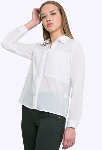 Женская рубашка свободного кроя Emka b 2260/makarena