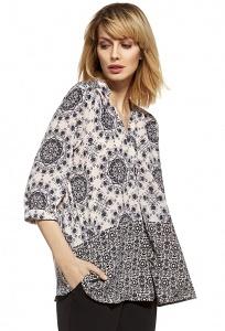 Женская блузка типа oversize Enny 230072