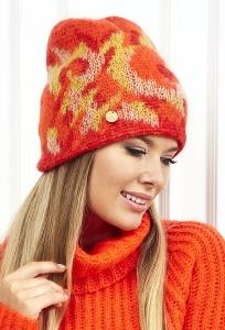 Яркая женская шапка Landre Клэр