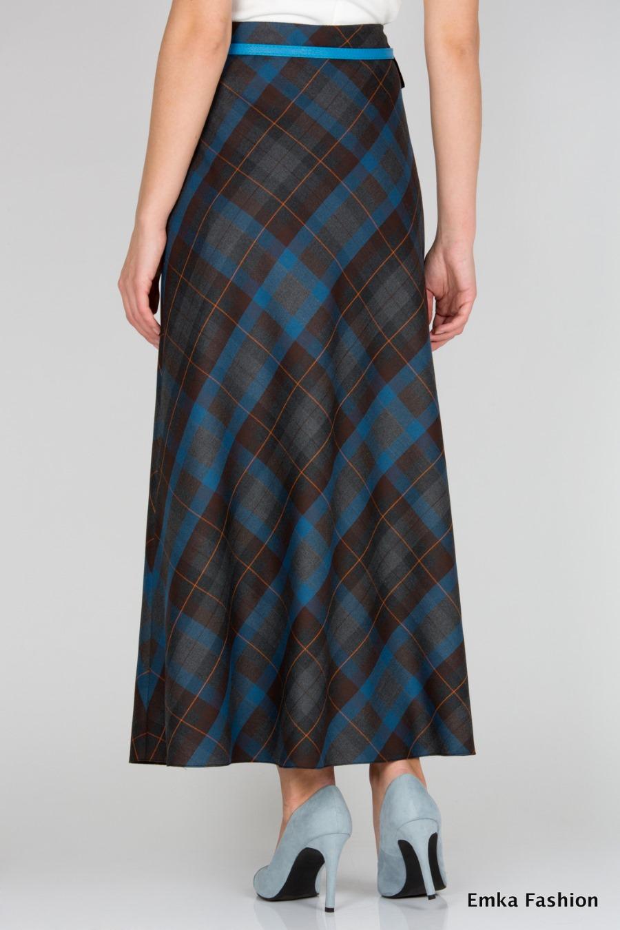 Длинная юбка доставка