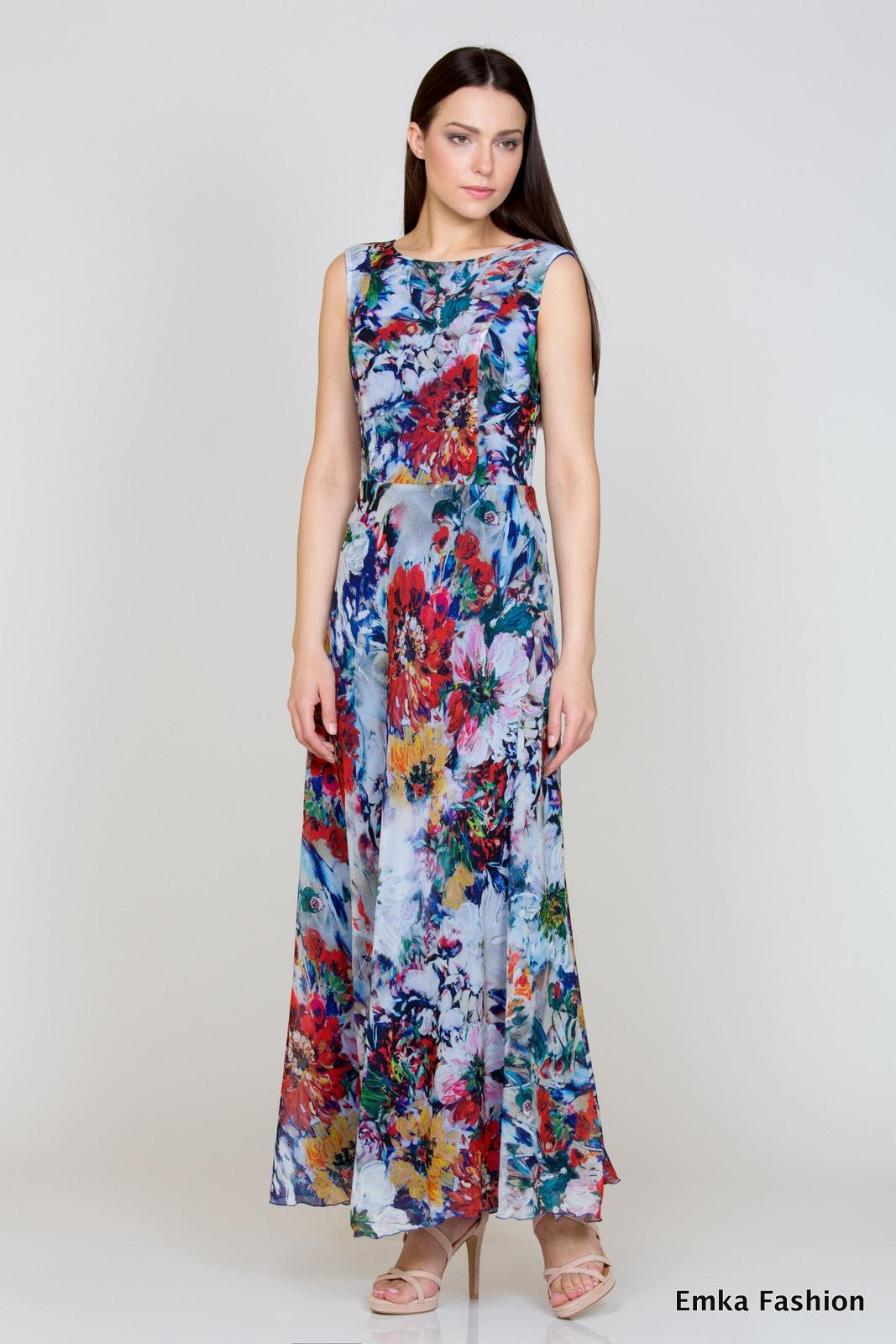 Как сшить летнее платье 13