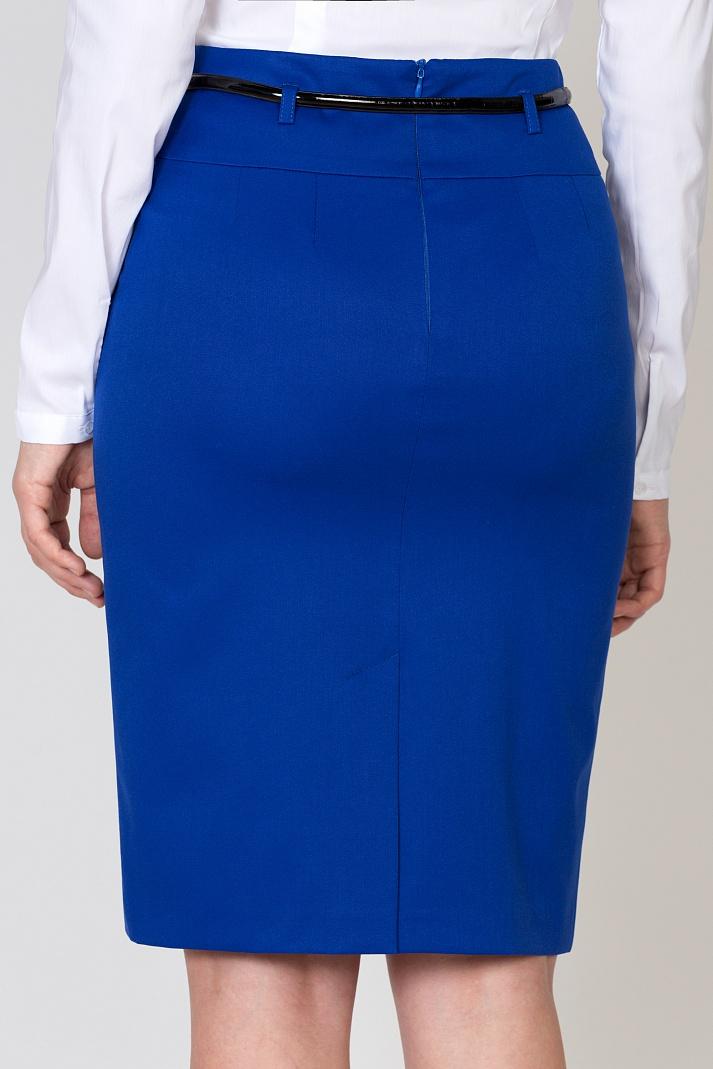 Купить синюю юбку доставка