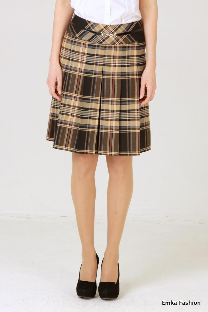 Модели юбок для полных доставка