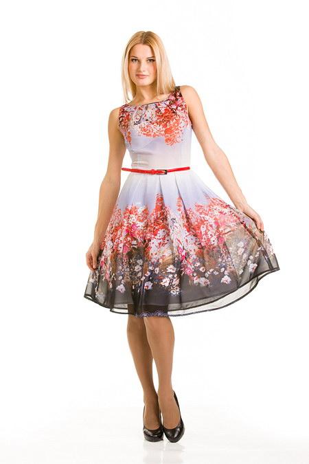 Летнее Платье Купить В Интернет Магазине Недорого