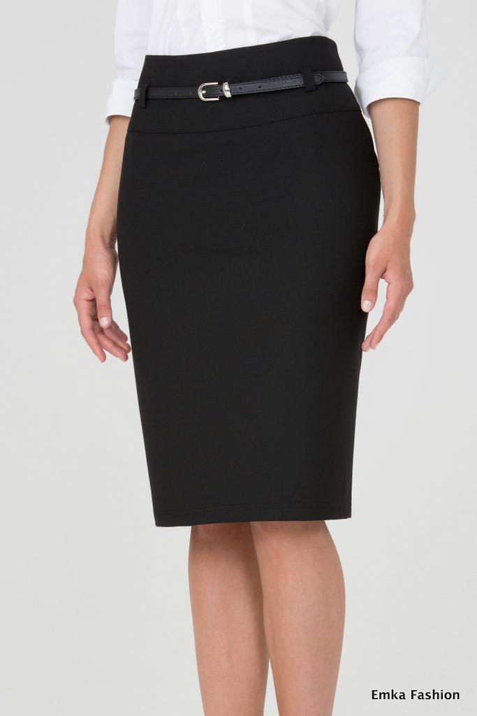 Купить черную юбку доставка