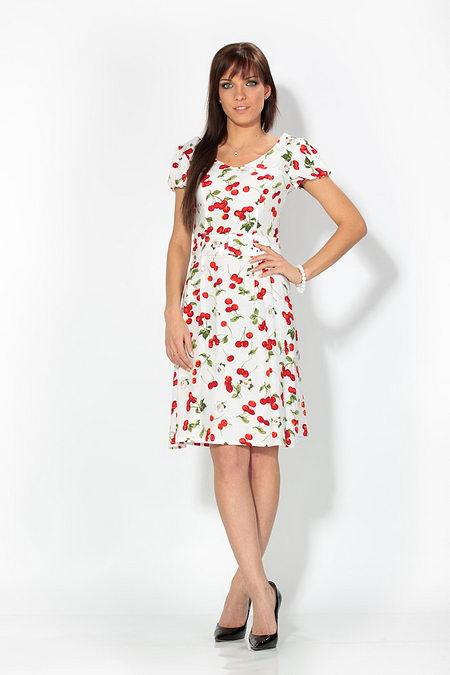 Калинка ремикс женское платье